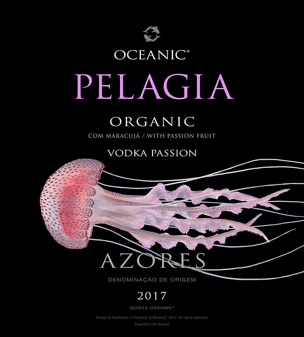 Oceanic Horta cocktail