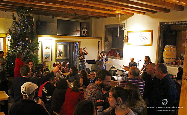 horta faial oceanic night out music azores