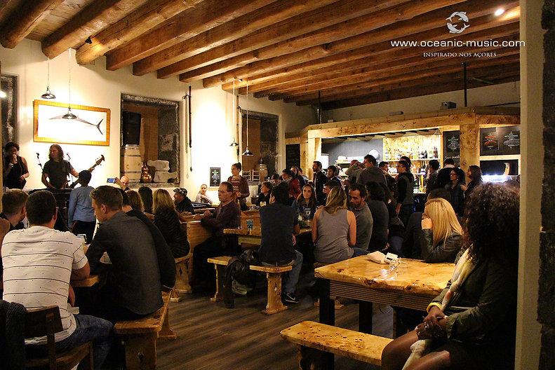 oceanic music bar horta