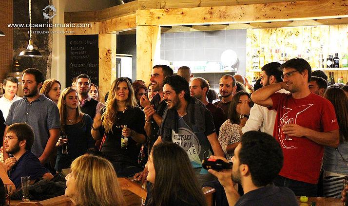 hortra oceanic music cafe bar