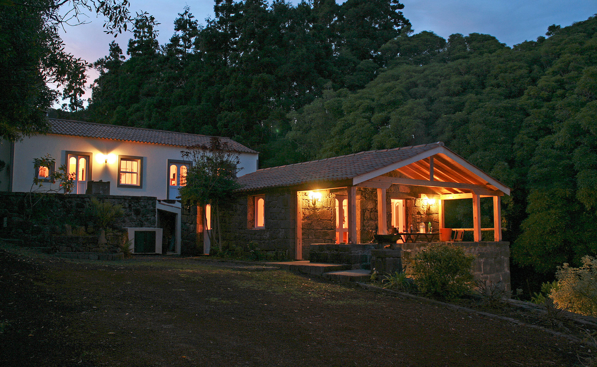 azores accommodation