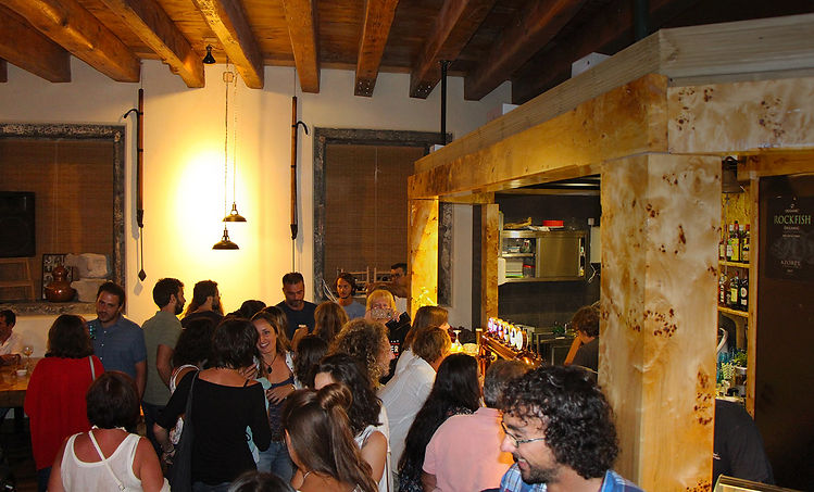 horta oceanic bar music cafe