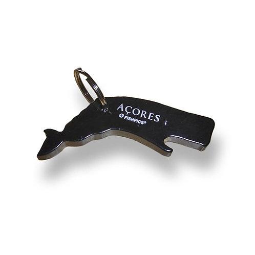 Whale Keyring / Bottle opener