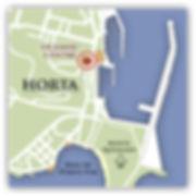 oceanic centre location Horta, Island of Faial, Azores