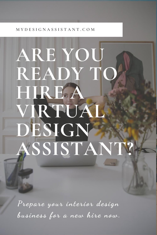 virtual design assistant