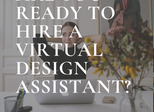 Is your interior design business ready for a new hire?