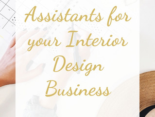 Virtual Assistants for your Interior Design Business