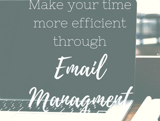 Streamline Your Time With Email Management
