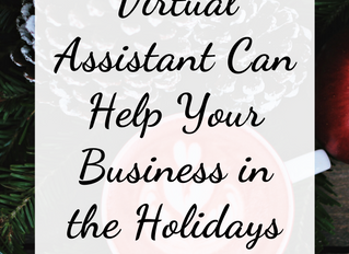 5 Ways a VA Can Support Your Business During the Holidays