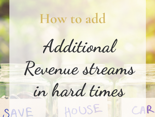 How To Add Additional Revenue Streams In Hard Times