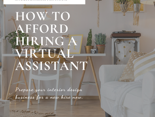 How You Can Afford A Virtual Design Assistant
