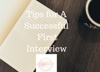 Tips For A Productive Introductory Interview