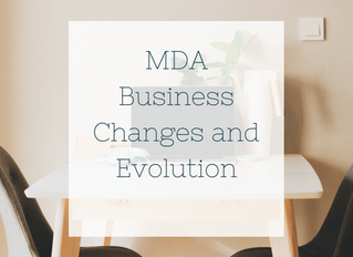 Business Changes and Evolution