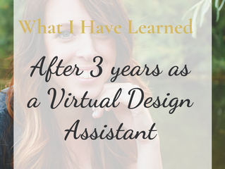 What I have Learned After Nearly Three Years In Business As Virtual Assistant