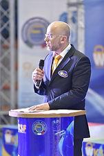 WKSF Secretary General | Fonseca Eduardo