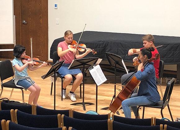 String Chamber Program Tuition