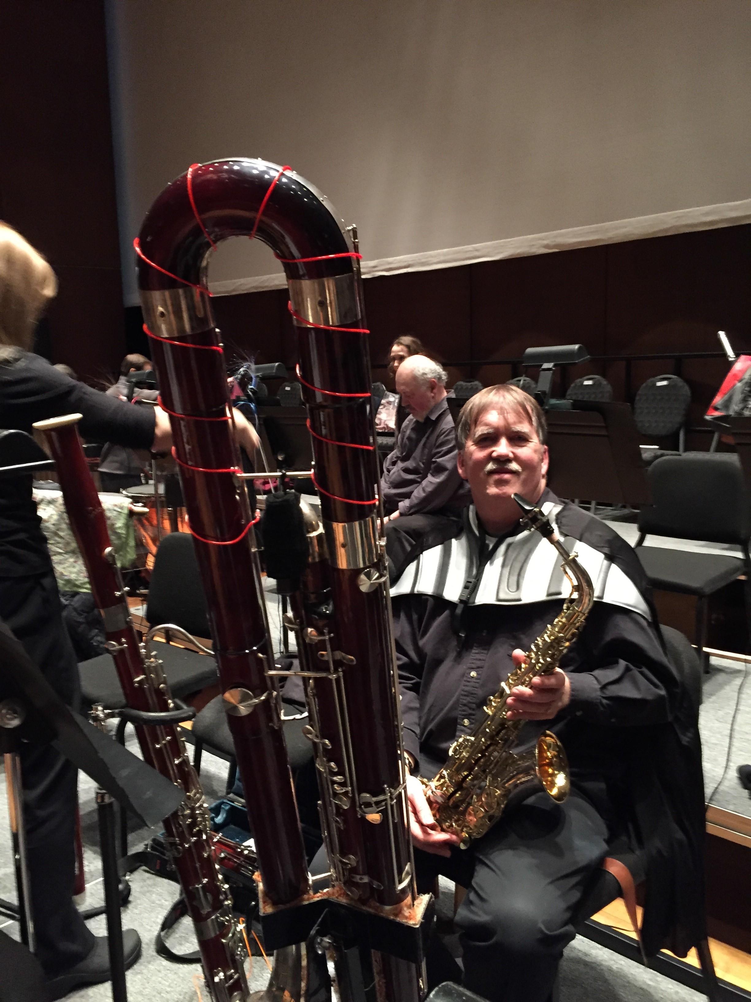 Paul Plowman, bassoon