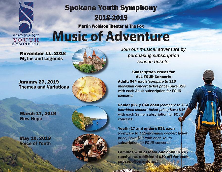 2018-2019 Concerts   spokaneyouthsymphony