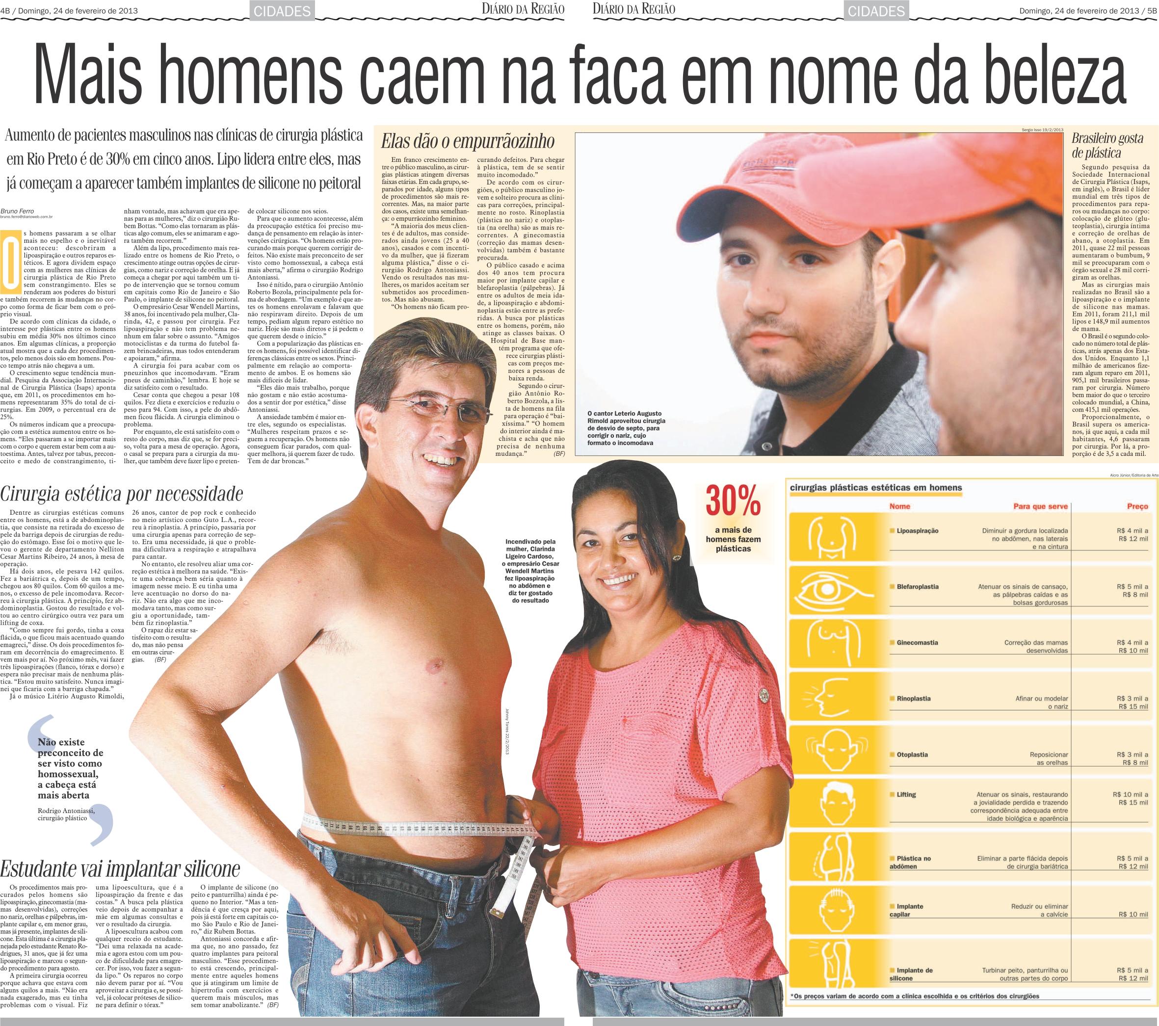 Diário da Região - Fevereiro 2013