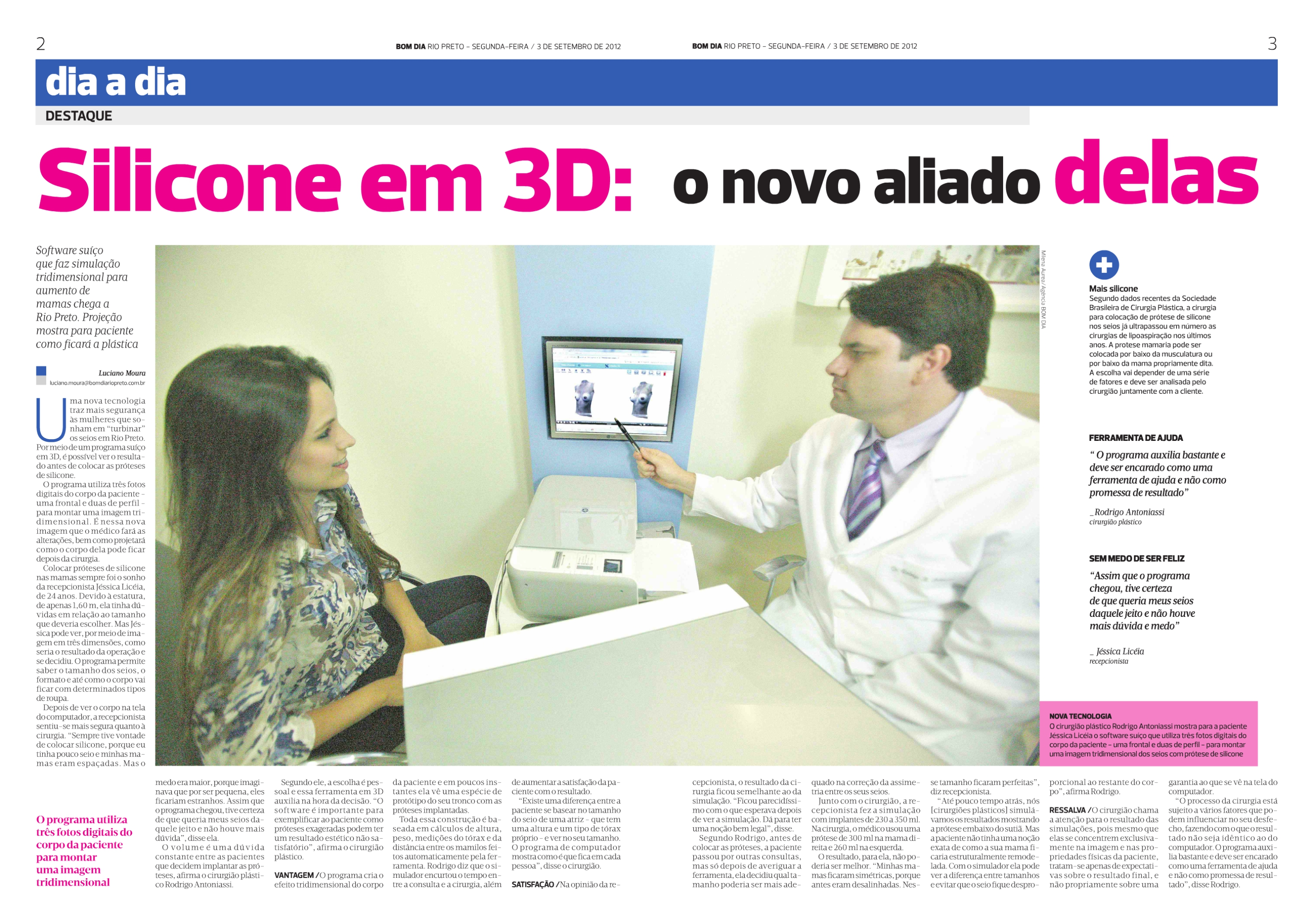 Jornal Bom Dia - Setembro 2012