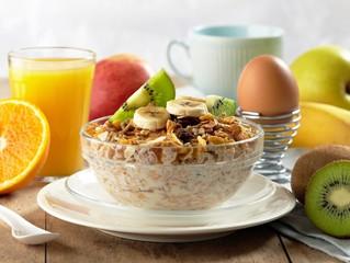 Café da manhã saudável - Impacto positivo na saúde dos óvulos