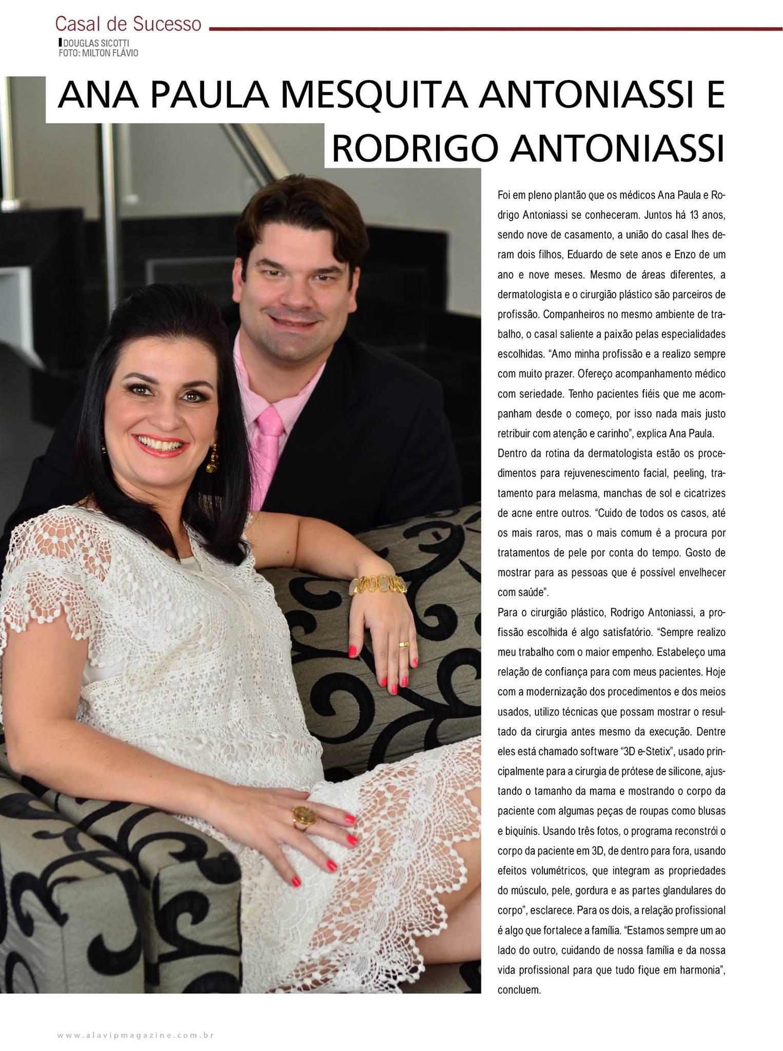 Revista Ala Vip - Julho 2013