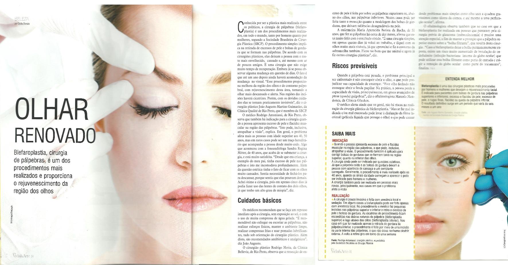Revista Vida e Arte - Fevereiro 2014