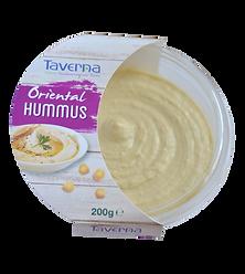 Hummus Oriental flavor