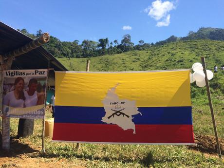 Unos días con las FARC