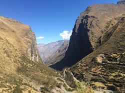 Ruta de Cusco a Machu Picchu