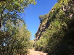 En el Cerro Pan de Azúcar, Córdoba.