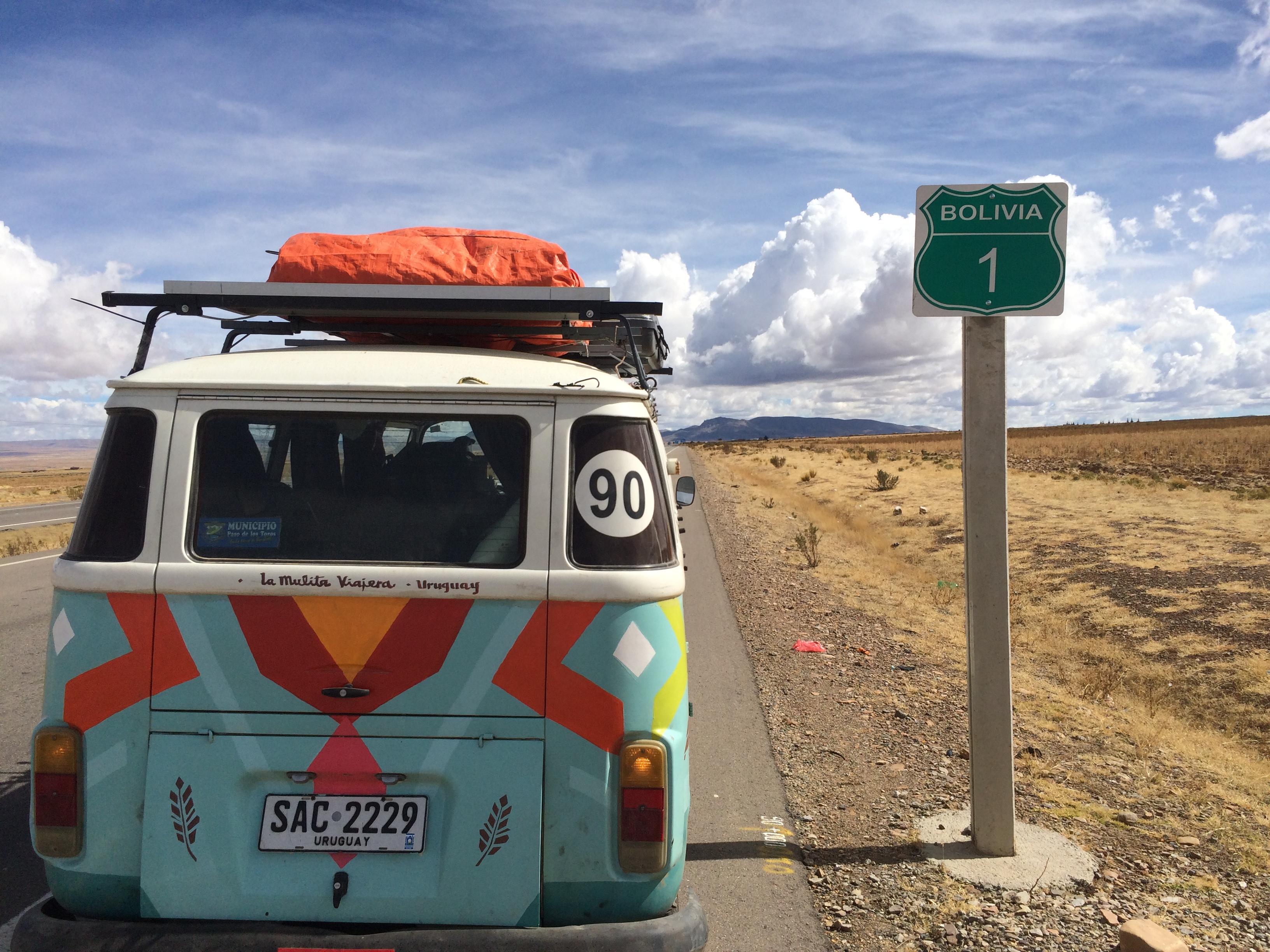 Hacia La Paz
