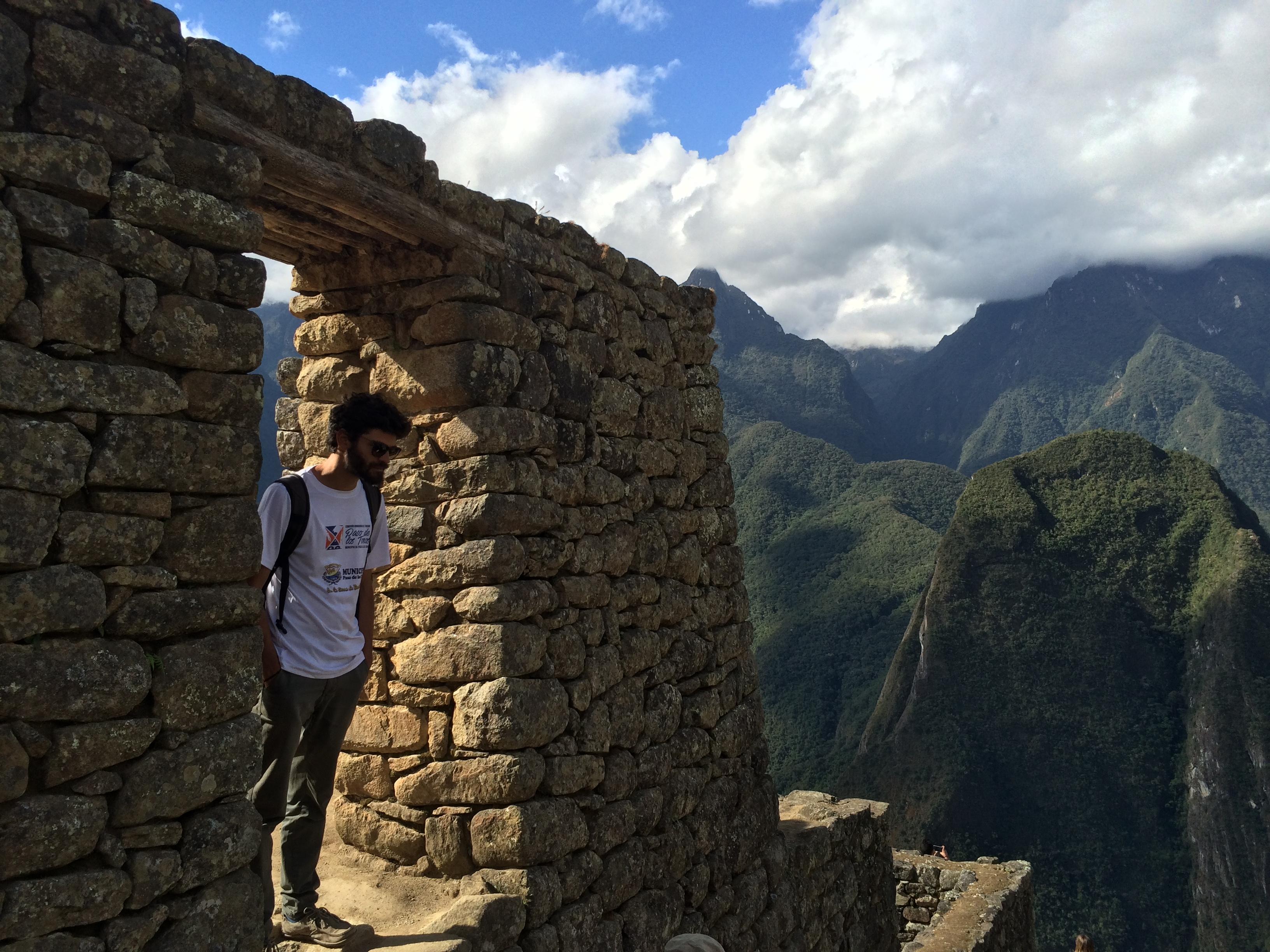 Rincones de Machu Picchu