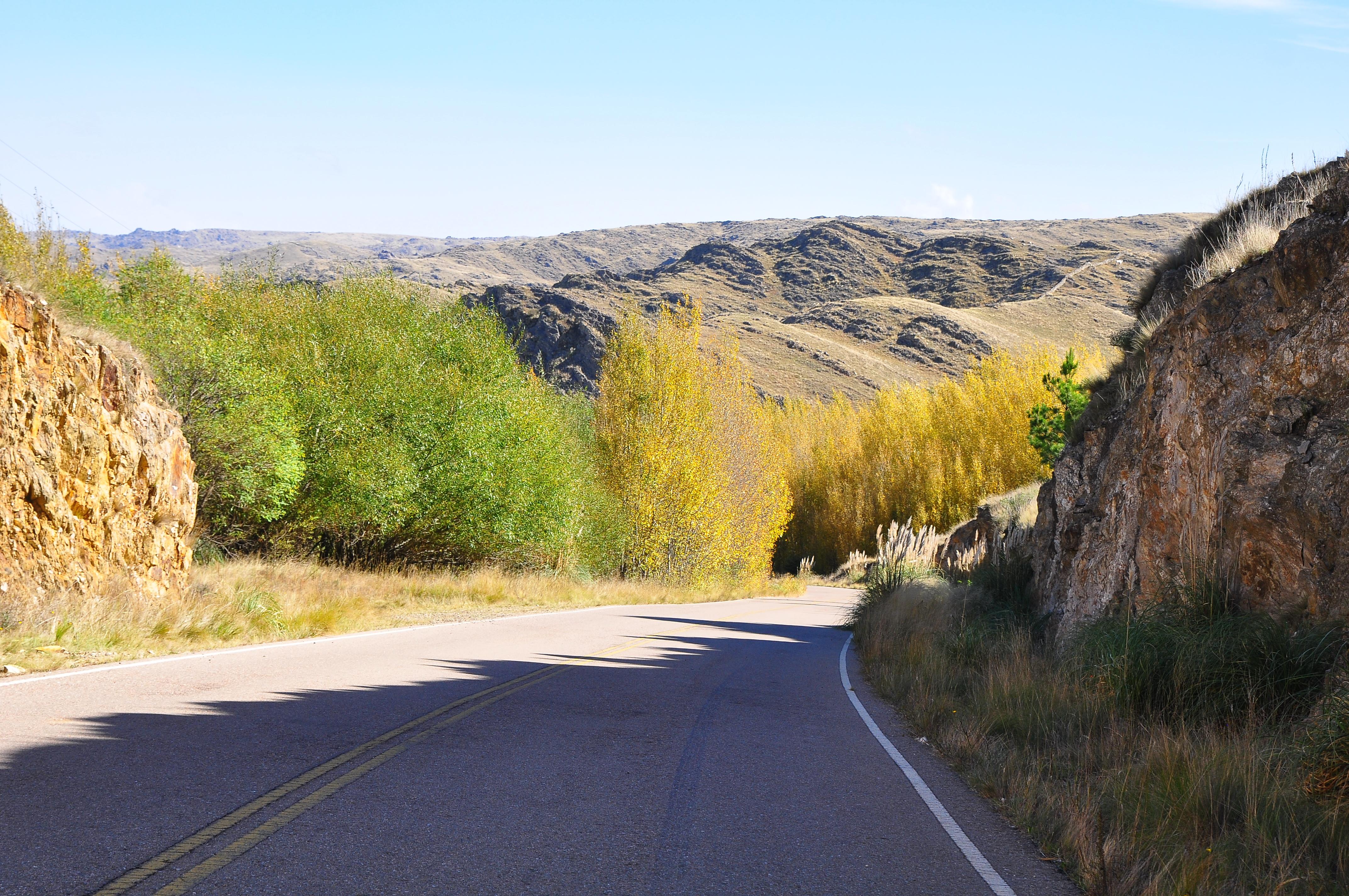Ruta 9, Provincia de San Luis.