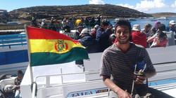 En el Titicaca