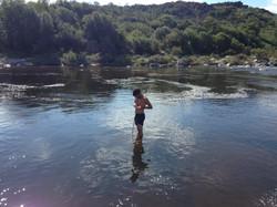 Intento de Pesca
