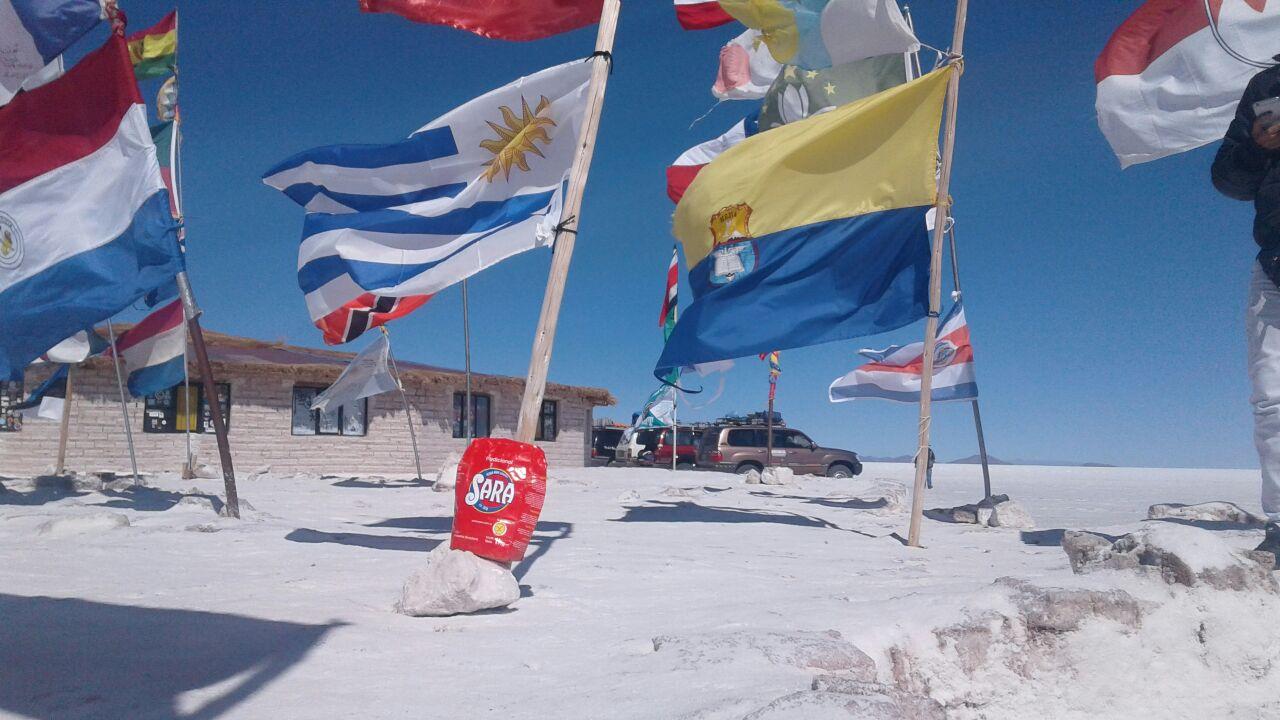 Sara y Uruguay