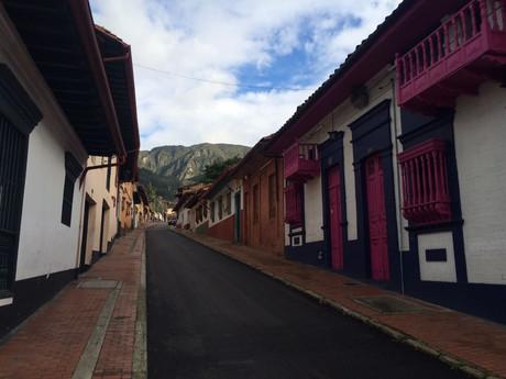 Bogotá cosmopolita