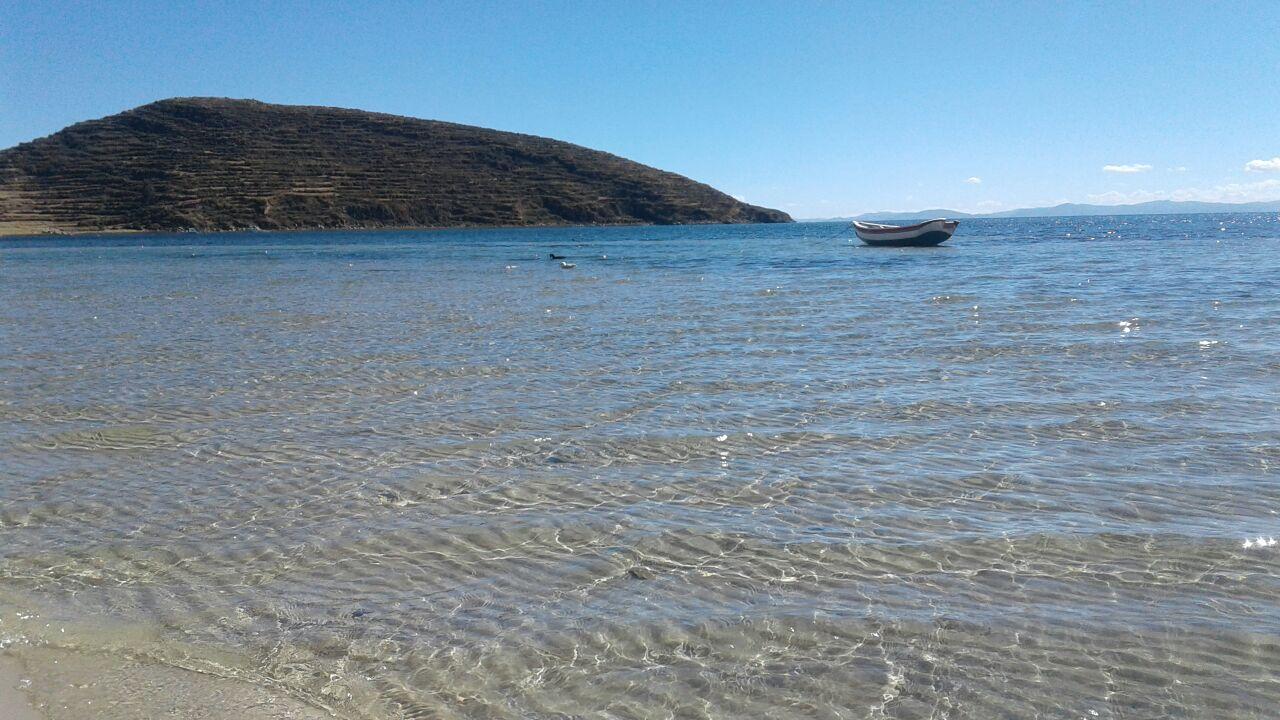A falta de mar, buenos son los lagos
