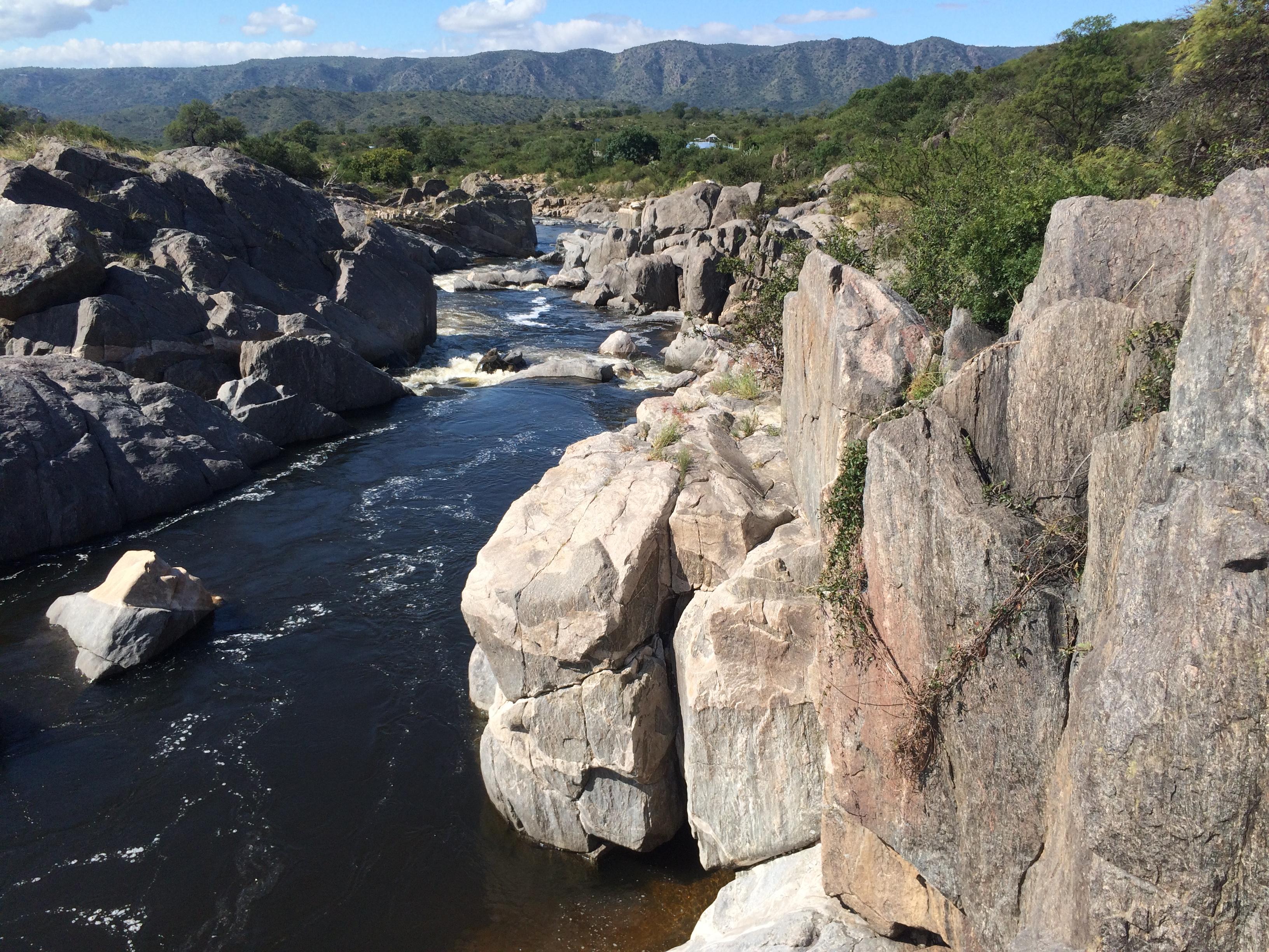 Las Tres Piletas. San Marcos Sierras