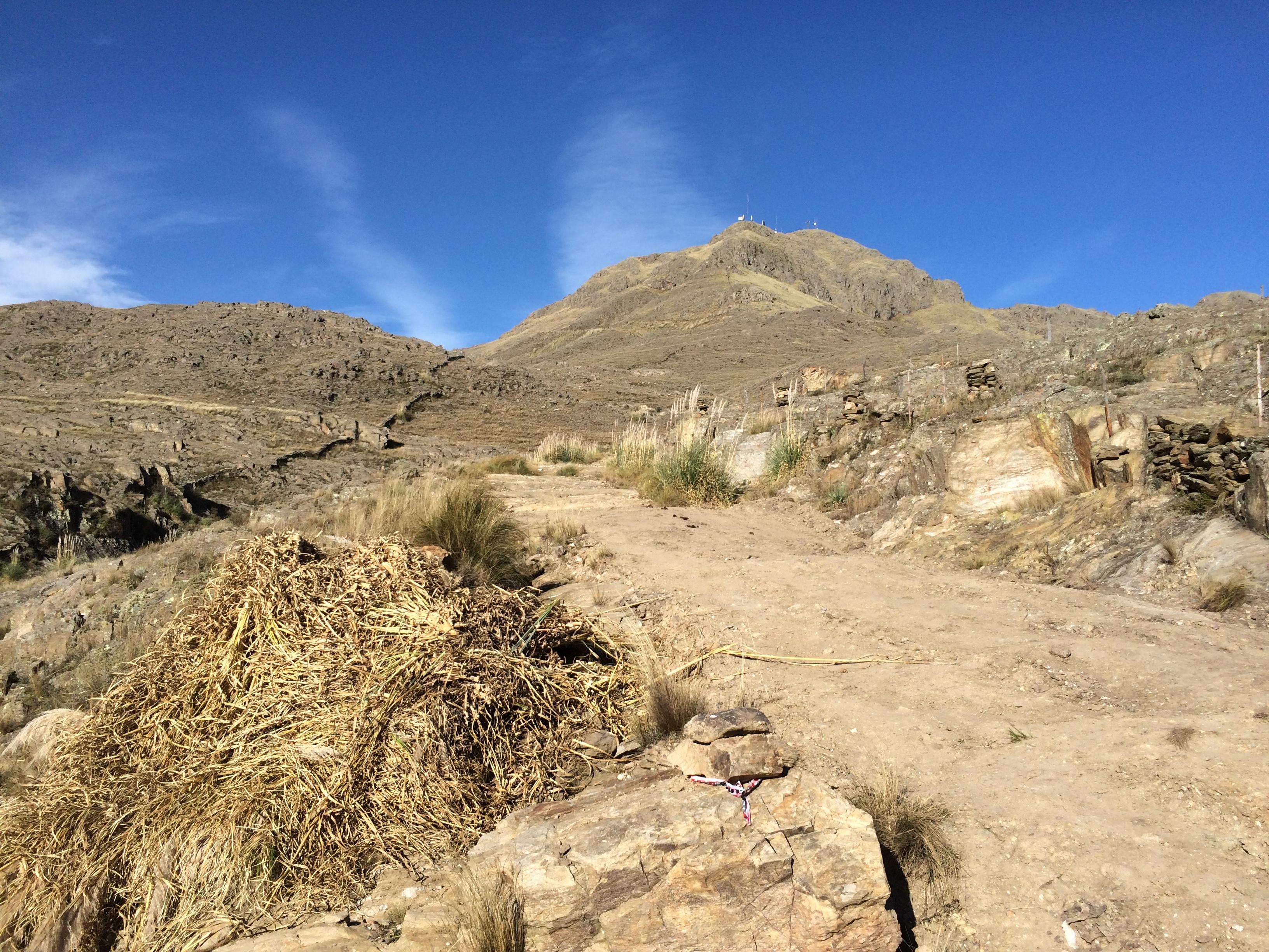 Cerro Tomolasta, San Luis
