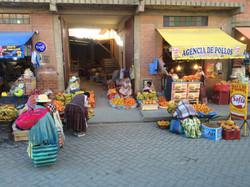 Las calles de El Alto