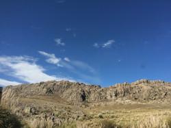 Sierras de San Luis