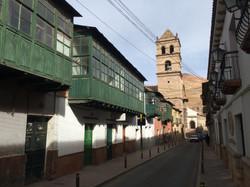 Balcones de Potosí