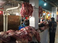 Así se vende la carne