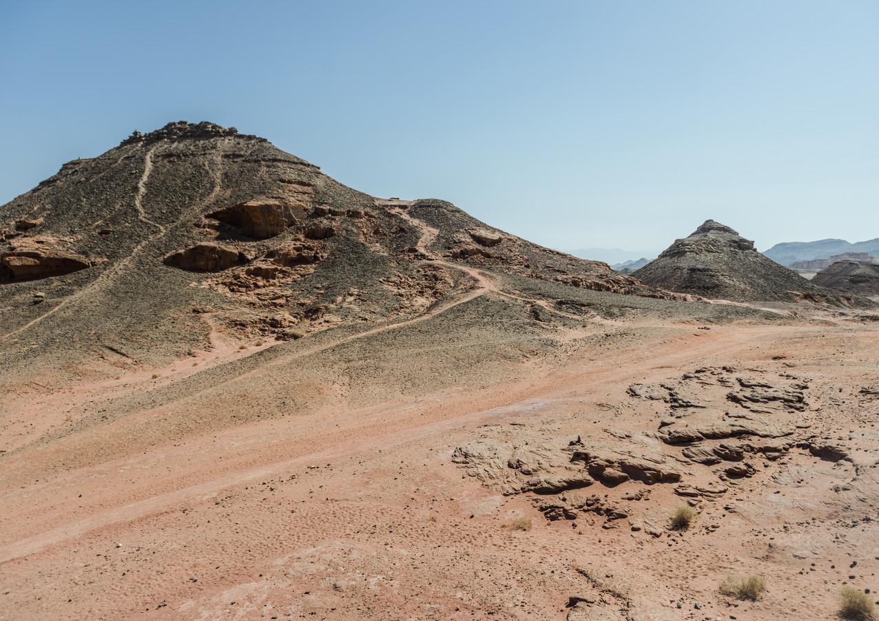 """Национальный парк """"Тимна"""", Израиль"""
