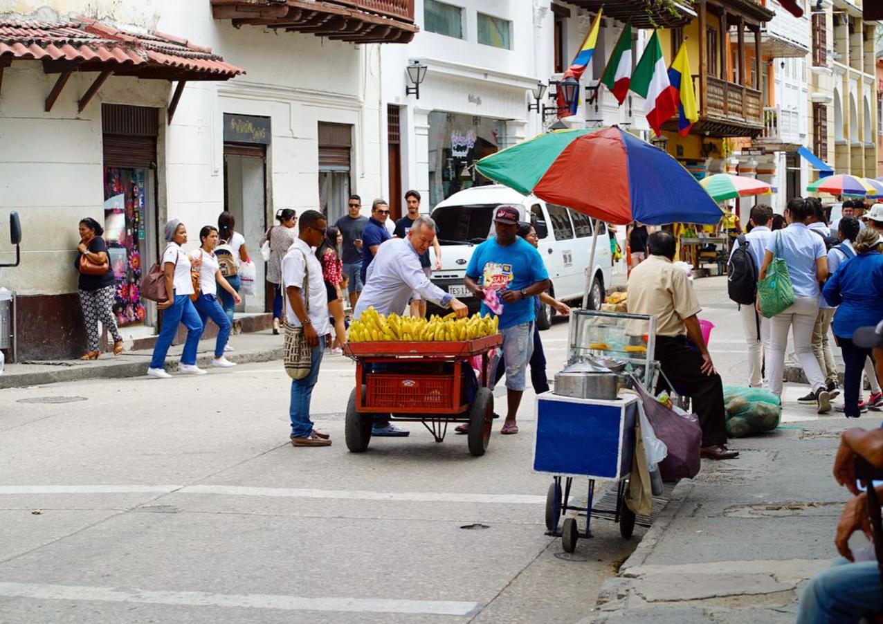 Улицы Картахены