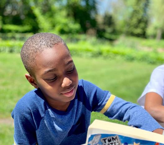 Black Boys Read
