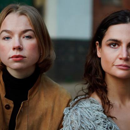 Jessica Andrews and Klara Hagman for Circa 70