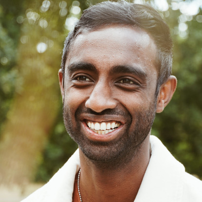 Ajay for Still Life Range